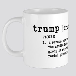 Trump Definition! 20 oz Ceramic Mega Mug