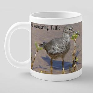 Ulili Wandering Tattle 20 oz Ceramic Mega Mug
