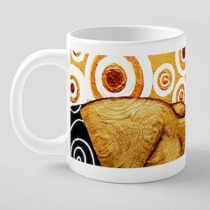 Joy 20 oz Ceramic Mega Mug