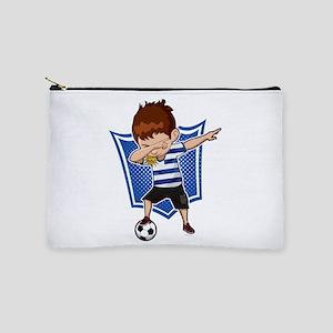Football Dab Uruguay Uruguayan Football Makeup Bag