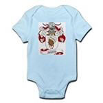 Marco Coat of Arms Infant Creeper