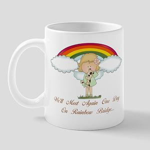 Rainbow Bridge (dog) Mug
