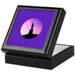Statue of Liberty New York Keepsake Box