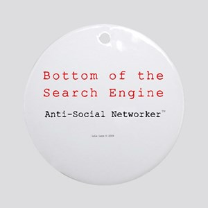 BottomSearchEngine Ornament (Round)