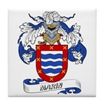 Marin Coat of Arms Tile Coaster
