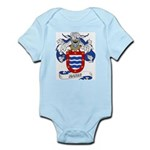 Marin Coat of Arms Infant Creeper