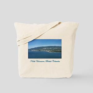 N Vancouver BC Tote Bag
