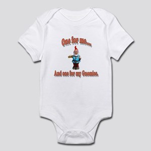 One For My Gnomies Infant Bodysuit