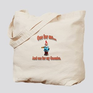 One For My Gnomies Tote Bag