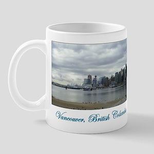 Downtown Vancouver BC Mug