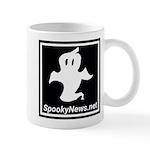 Spooky News 11 Oz Ceramic Mug Mugs