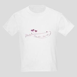 Foster Hope..Foster Love... Kids Light T-Shirt