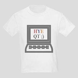 HYE QT Kids T-Shirt