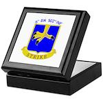 6/502 INF Keepsake Box
