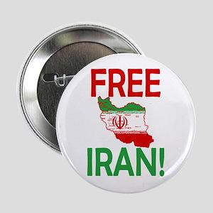 "Free Iran - Support Free Spee 2.25"" Button"