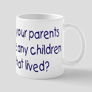 Did your parents... Mug