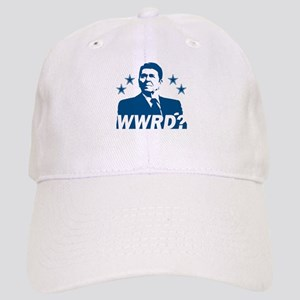 What Would Reagan Do? Cap