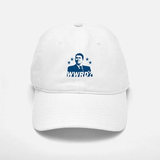 What Would Reagan Do? Baseball Baseball Cap