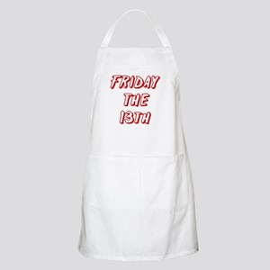 Friday the 13th BBQ Apron