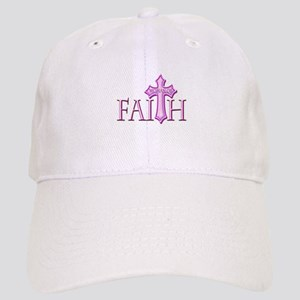 Woman of Faith Cap