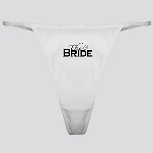 The New Bride Classic Thong