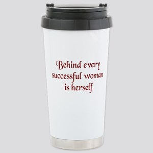 Successful Woman Mugs
