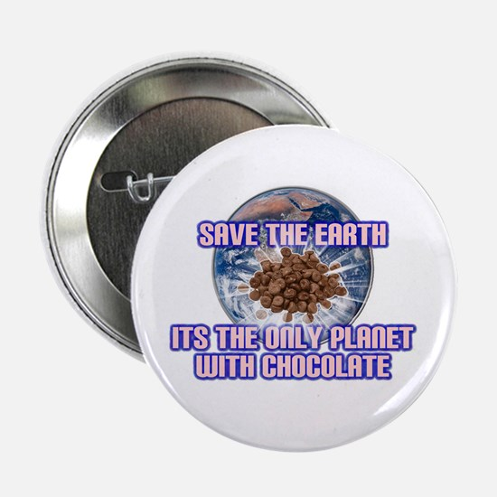 """Save Earth only planet with c 2.25"""" Button"""
