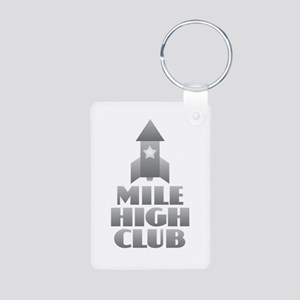 Mile High Club Keychains