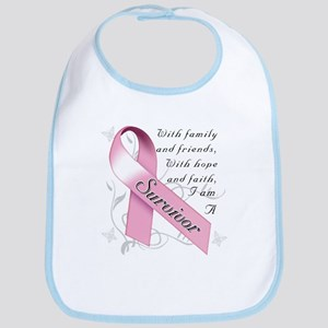 Breast Cancer Survivor Bib
