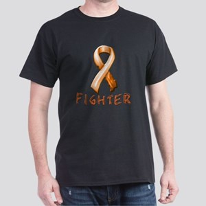 Leukemia Fighter Dark T-Shirt