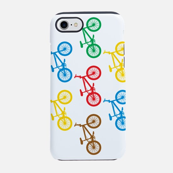 BMX Bikes iPhone 7 Tough Case