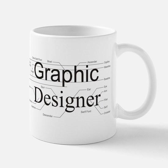 Graphic Designer Mug