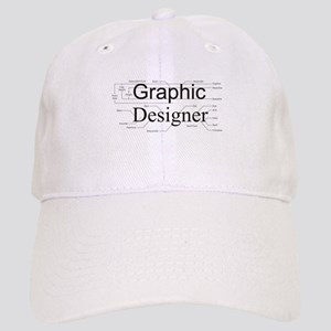 Graphic Designer Cap