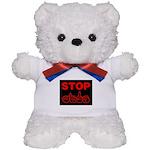 Stop AIDS Teddy Bear