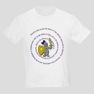 Ephesians Spiral Kids Light T-Shirt