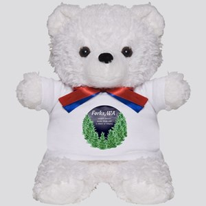 Cloudy with a Chance of Vampires Teddy Bear