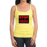 Stop AIDS Jr. Spaghetti Tank