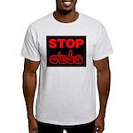Stop AIDS Light T-Shirt