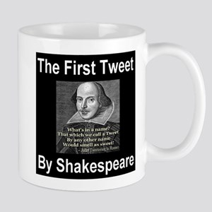 The First Tweet By William Sh Mug