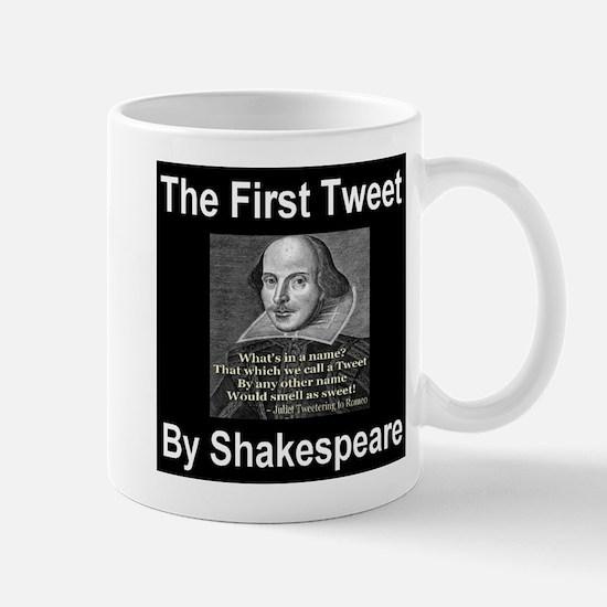 The First Tweet By William Sh Mug