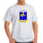 4/502 INF Ash Grey T-Shirt