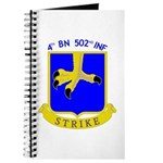4/502 INF Journal