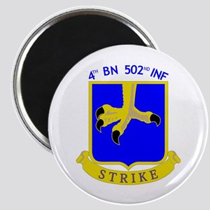 4/502 INF Magnet