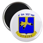 """4/502 INF 2.25"""" Magnet (100 pack)"""