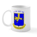 4/502 INF Mug