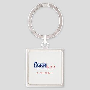 Barrett Family Keychains
