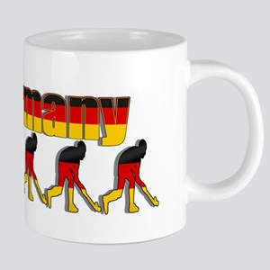 Germany Field Hockey 20 oz Ceramic Mega Mug