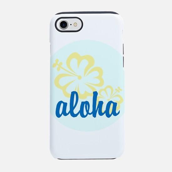 Aloha iPhone 7 Tough Case