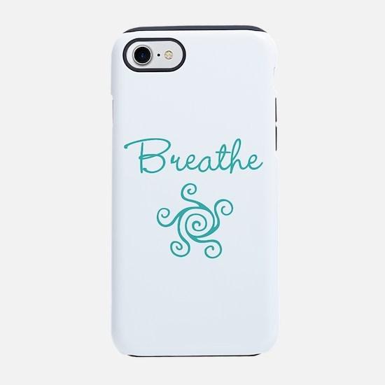 Breathe iPhone 7 Tough Case