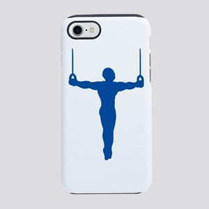 Rings Gymnast iPhone 7 Tough Case